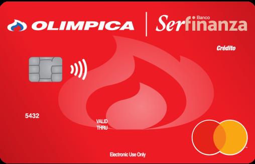 TarjetaOlimpicaMasterCard